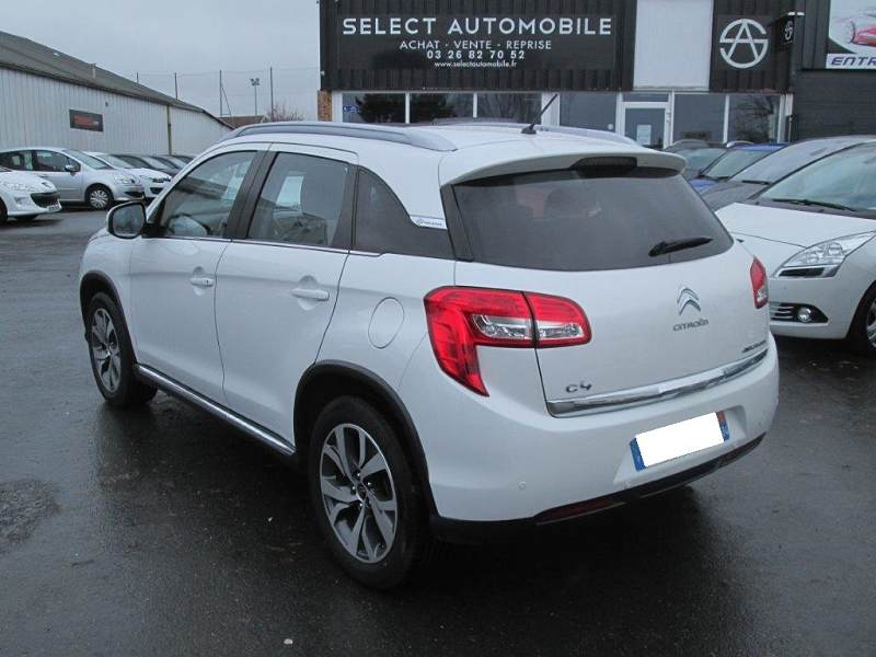 citroen c4 aircross 1 8 e hdi 150 4x2 collection bv6 1ere main 83300km 16990 d 39 occasion en. Black Bedroom Furniture Sets. Home Design Ideas