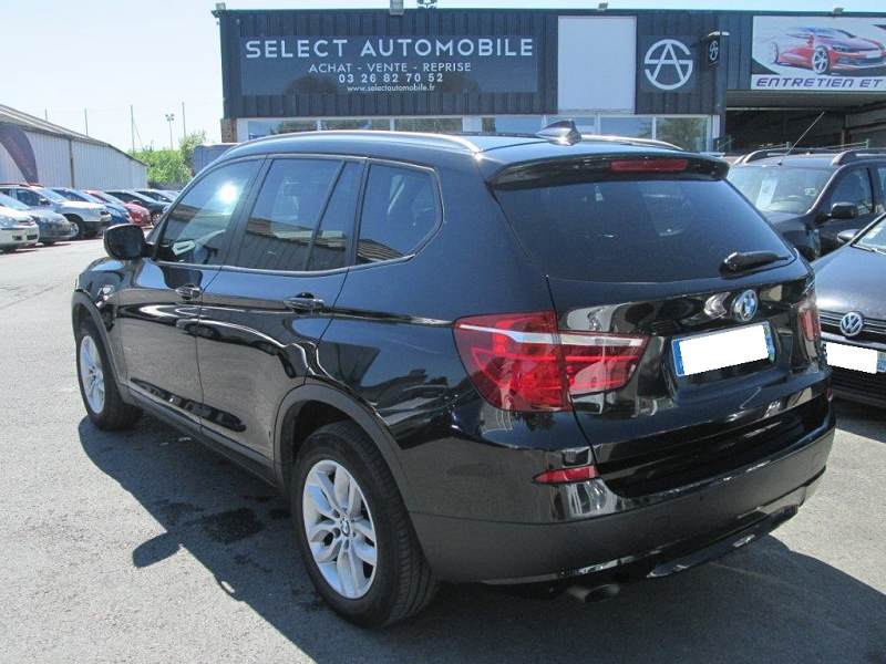 bmw x3 f25 xdrive 20d 184 excellis bva8 suivi complet 101400km 22990 d 39 occasion en vente. Black Bedroom Furniture Sets. Home Design Ideas