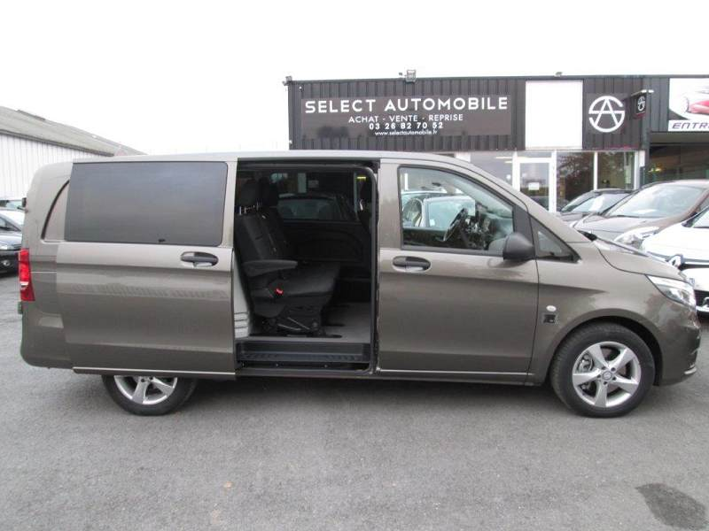 mercedes vito fourgon tole 119 long select bva 20700km 1ere main 39990 d 39 occasion en. Black Bedroom Furniture Sets. Home Design Ideas