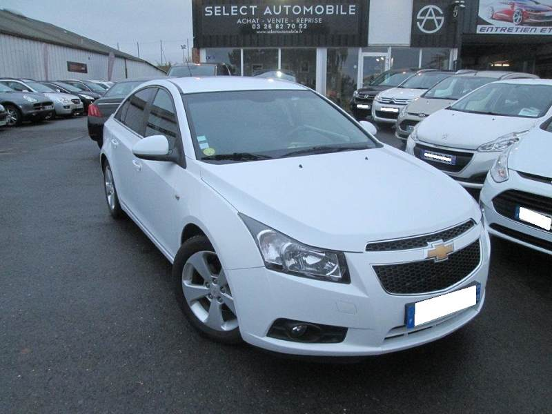 chevrolet cruze 2 0 vcdi 163 lt 94000km 06 2011 8990. Black Bedroom Furniture Sets. Home Design Ideas