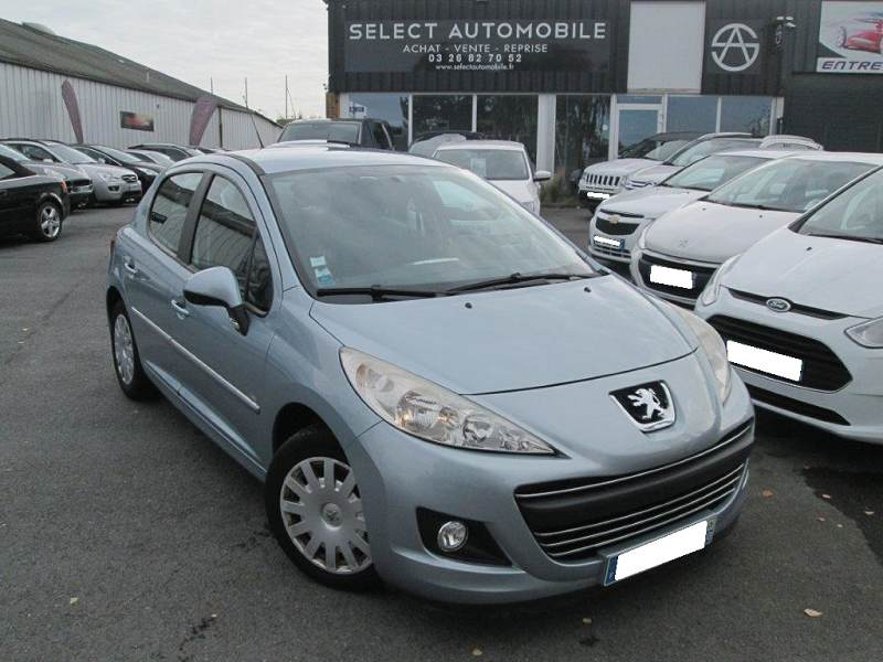 peugeot 207 2 1 6 hdi 90 4cv 99g active 5 portes 94700km 5990 d 39 occasion en vente. Black Bedroom Furniture Sets. Home Design Ideas