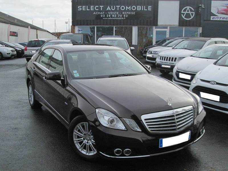 mercedes classe e iv 220 cdi blueefficiency elegance executive bva5 113000km 16990 d. Black Bedroom Furniture Sets. Home Design Ideas