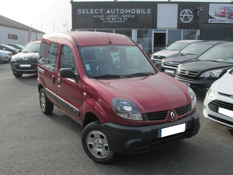 renault kangoo 2 4x4 1 6 16v 95 chamois 76500km 6990. Black Bedroom Furniture Sets. Home Design Ideas