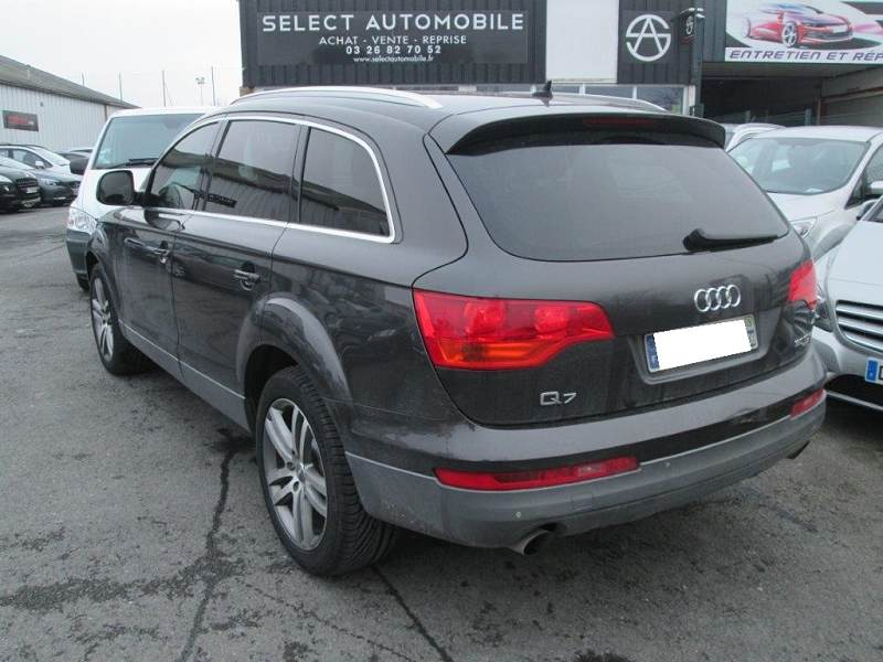 audi q7 3 0 v6 tdi avus tiptronic 148000km 19990 d 39 occasion en vente reims chez select. Black Bedroom Furniture Sets. Home Design Ideas