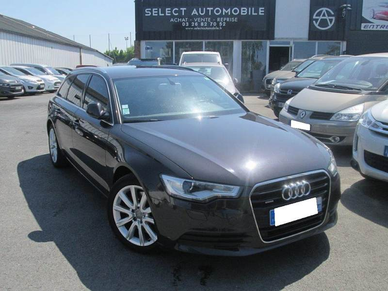 audi a6 iv avant 3 0 tdi 245 ambition luxe quattro s tronic 7 04 2012 22990 d 39 occasion en. Black Bedroom Furniture Sets. Home Design Ideas
