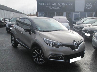 renault captur 1 2 tce 120 intens edc 11 2015 20900km 1 4990 d 39 occasion en vente reims. Black Bedroom Furniture Sets. Home Design Ideas