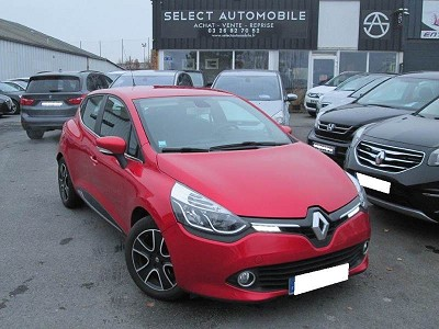 renault clio iv 0 9 tce 90 energy intens eco2 5 portes 43700km premiere main gps bt. Black Bedroom Furniture Sets. Home Design Ideas