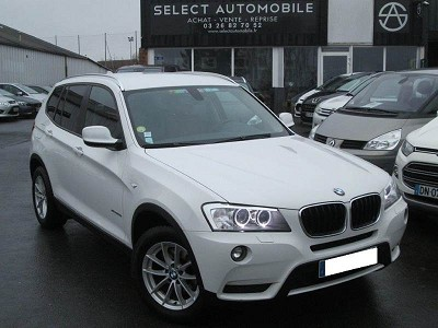bmw x3 f25 xdrive 20d 184 excellis 1ere main suivi complet 19990 d 39 occasion en vente. Black Bedroom Furniture Sets. Home Design Ideas